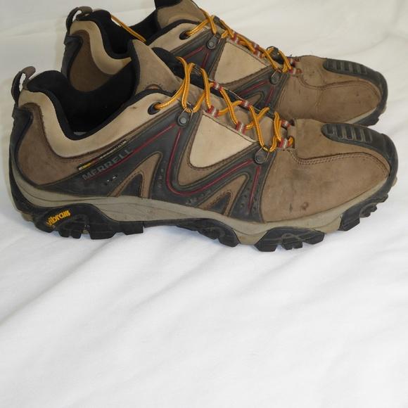 2311a14bc54e Merrell Reactor Hiking Shoes Men s Size 14  130. M 5a8a0ba2c9fcdfac8d45b138